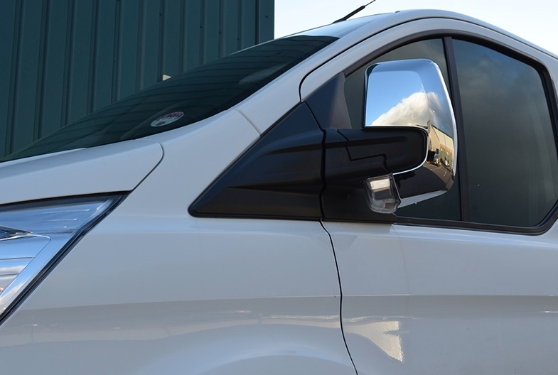 Ford Transit Custom Mirror Covers Tuning Parts For Transit
