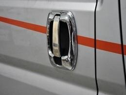 Fiat Ducato Door handle covers