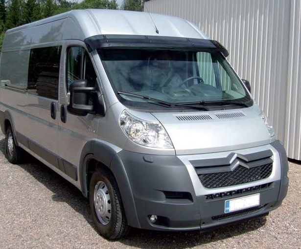Peugeot boxer tuning