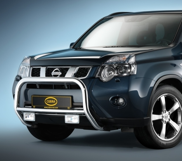 nissan x trail eu front guard tuning parts to nissan. Black Bedroom Furniture Sets. Home Design Ideas