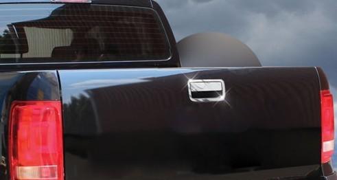 Volkswagen Amarok Tailgate door handle cover ... & Volkswagen Amarok Tailgate door handle cover -Tuning parts to VW-