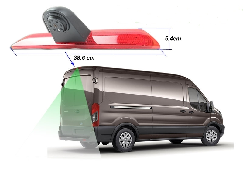 Ford Transit Van Rear View Camera Tuning Parts For Ford