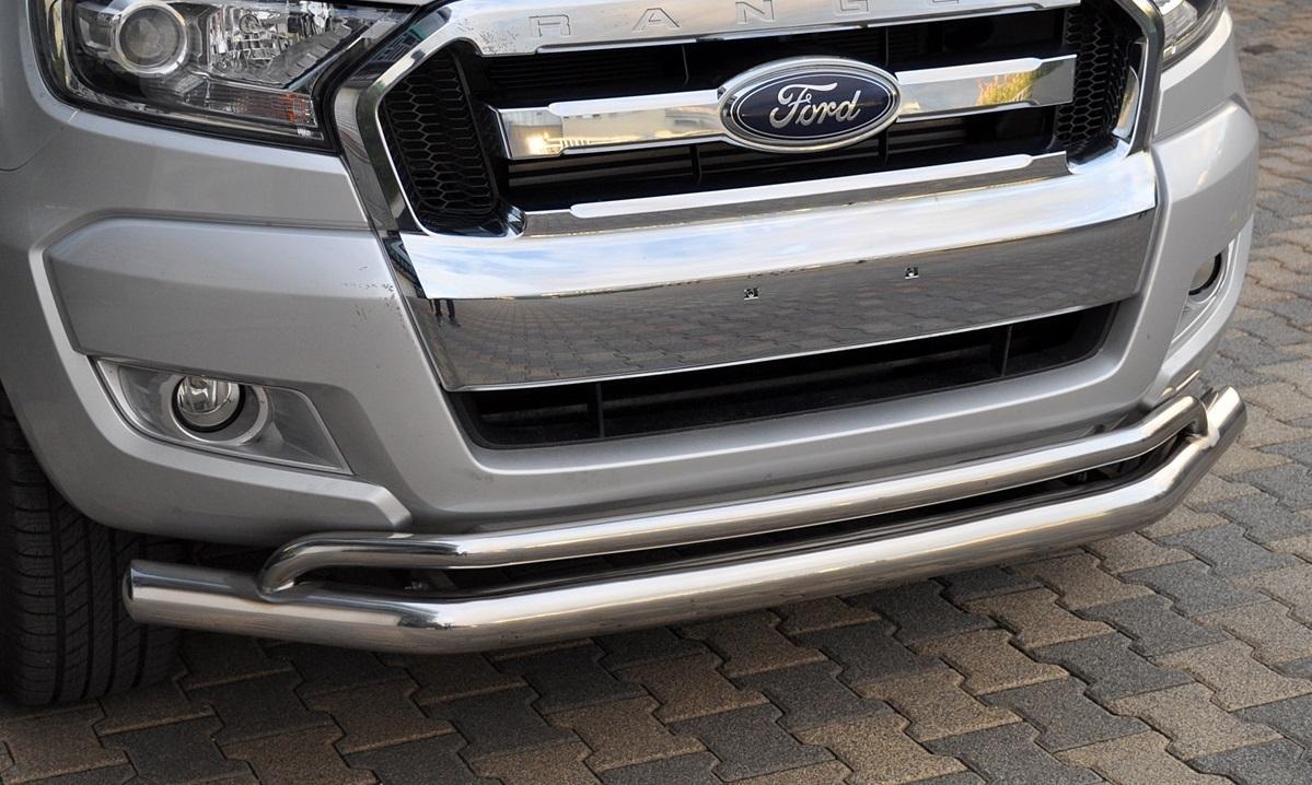 2016 Ford Ranger >> Ford Ranger Etupuskurin Suojarauta 2016