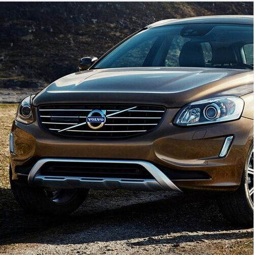 Volvo XC60 Bumber Protectors 2014-2017 -Tuning Parts To Volvo