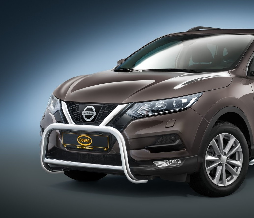 Nissan Qashqai EU-Front guard 2014-2019 -Tuning parts to ...