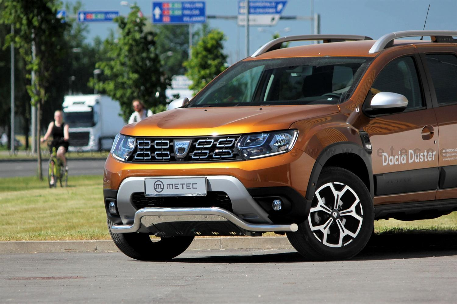 dacia duster cityguard 2018 tuning parts to new duster. Black Bedroom Furniture Sets. Home Design Ideas