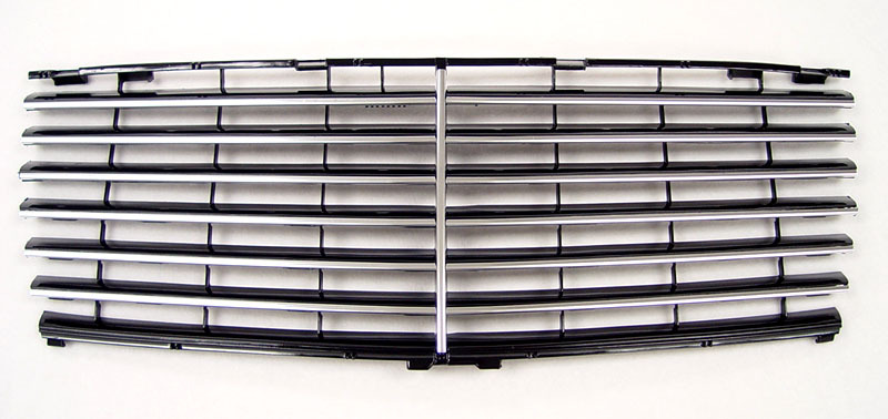 m b w124 avantgarde front grille 93 95 tuning parts to w124. Black Bedroom Furniture Sets. Home Design Ideas