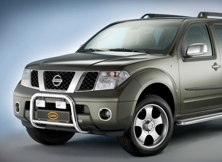 nissan pathfinder eu front guard tuning parts to nissan. Black Bedroom Furniture Sets. Home Design Ideas