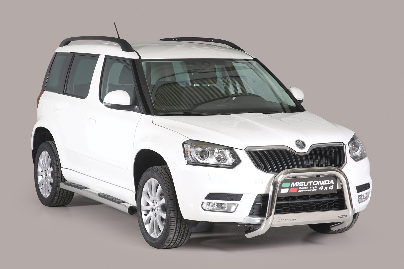 skoda yeti eu front guard 2014 tuning parts to skoda. Black Bedroom Furniture Sets. Home Design Ideas