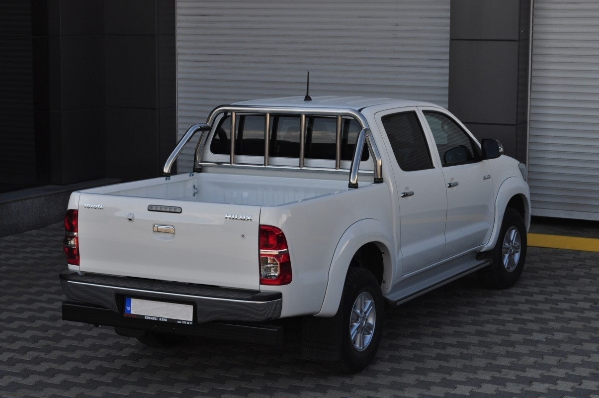 Toyota Hilux Roll Bar Tuning Parts To Toyota Hilux