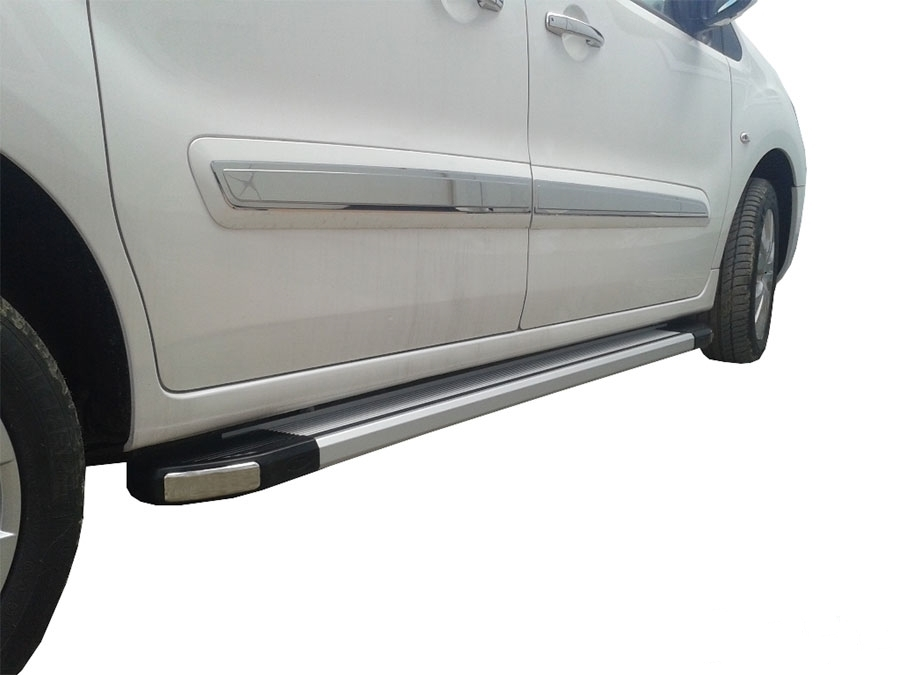 Vw Caddy Maxi Aluminium Side Steps Tuning Parts For Caddy