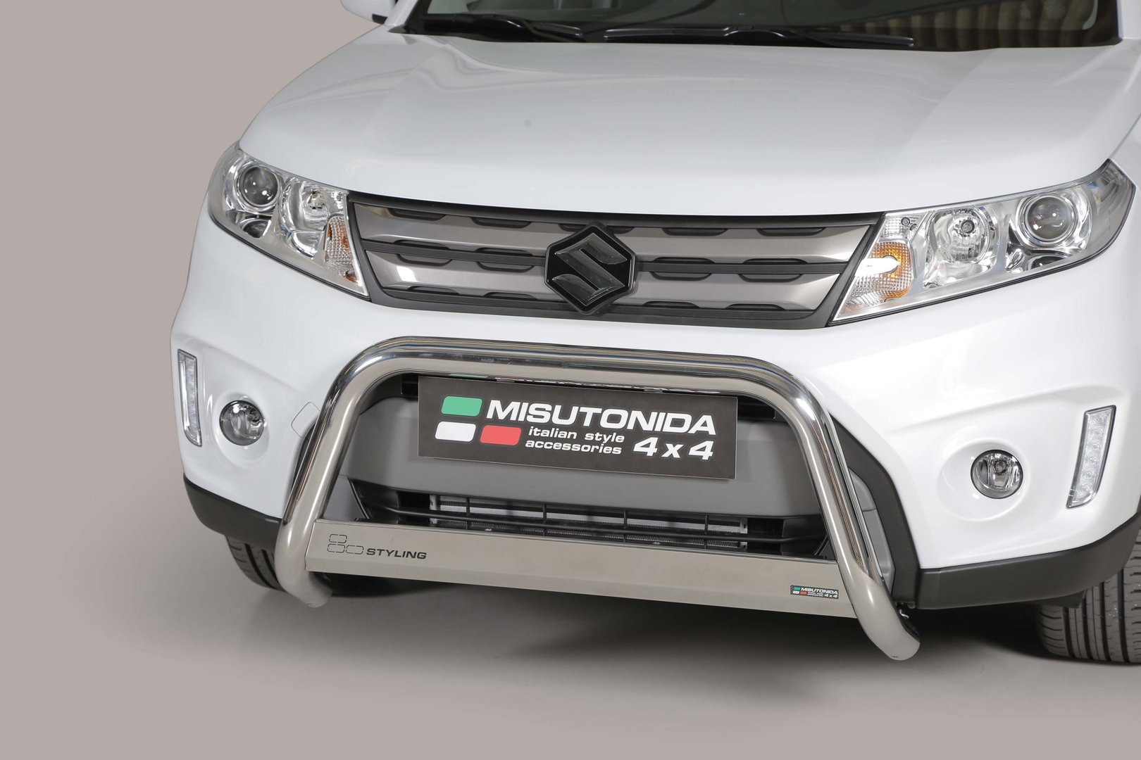 Suzuki Vitara Eu Front Guard 2015 Gt Tuning Parts To Suzuki