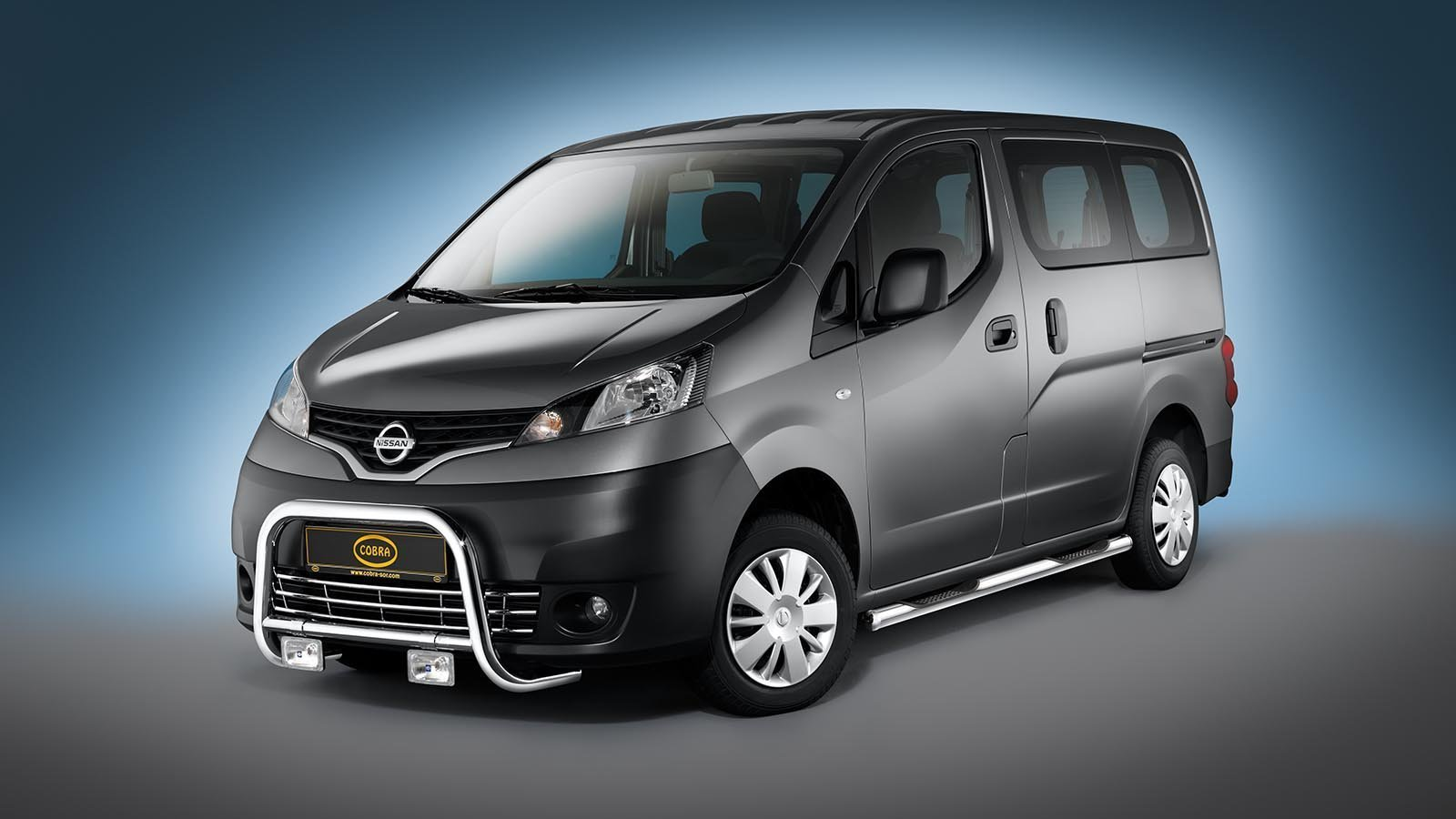 nissan nv200 eu front guard tuning parts for vans km parts. Black Bedroom Furniture Sets. Home Design Ideas