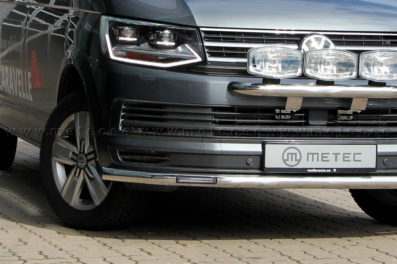 Vw Transporter T6 Small Light Bar Km Parts Tuningparts