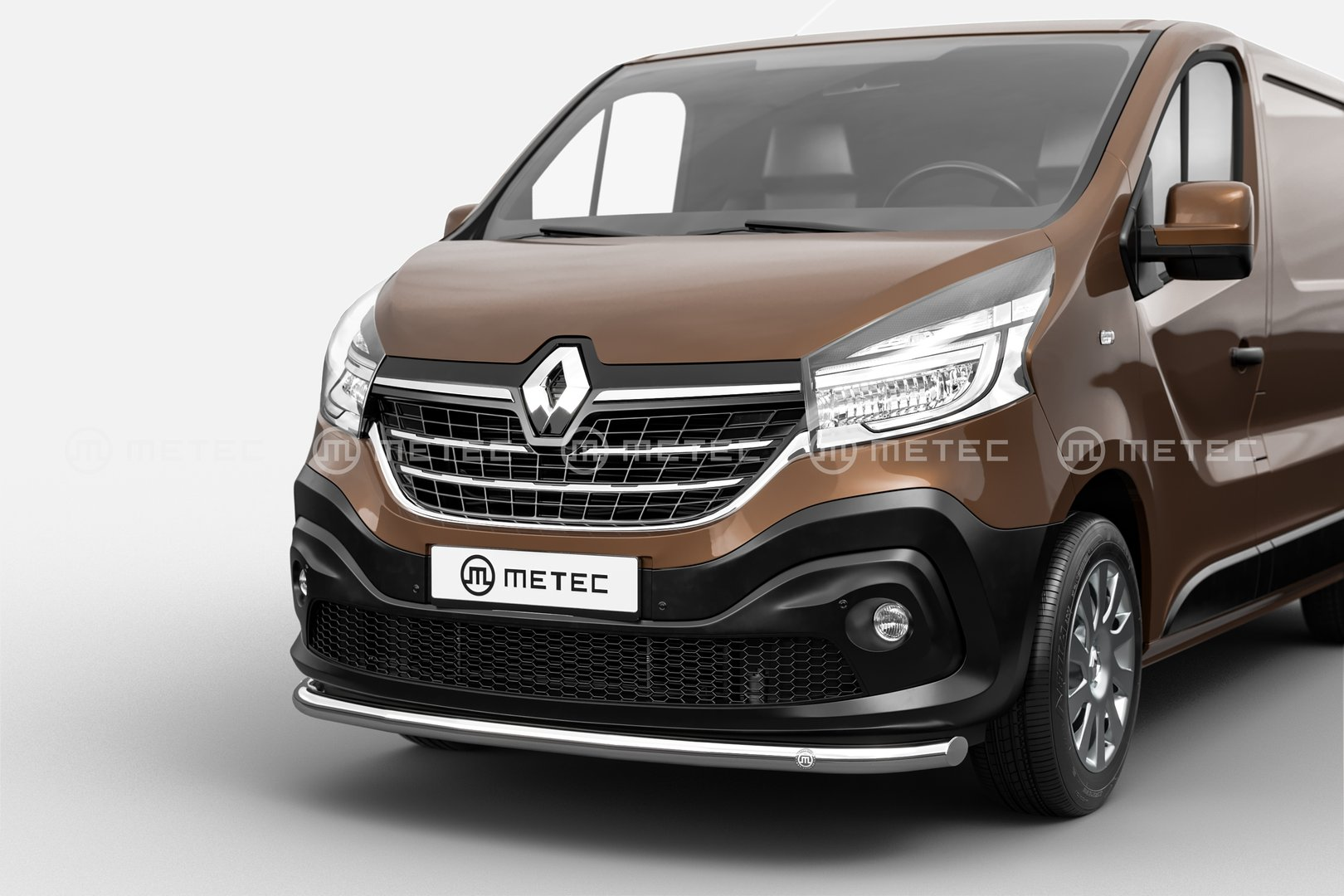 Renault Trafic Front Bumber Protection Bar 2014 Tuning Parts