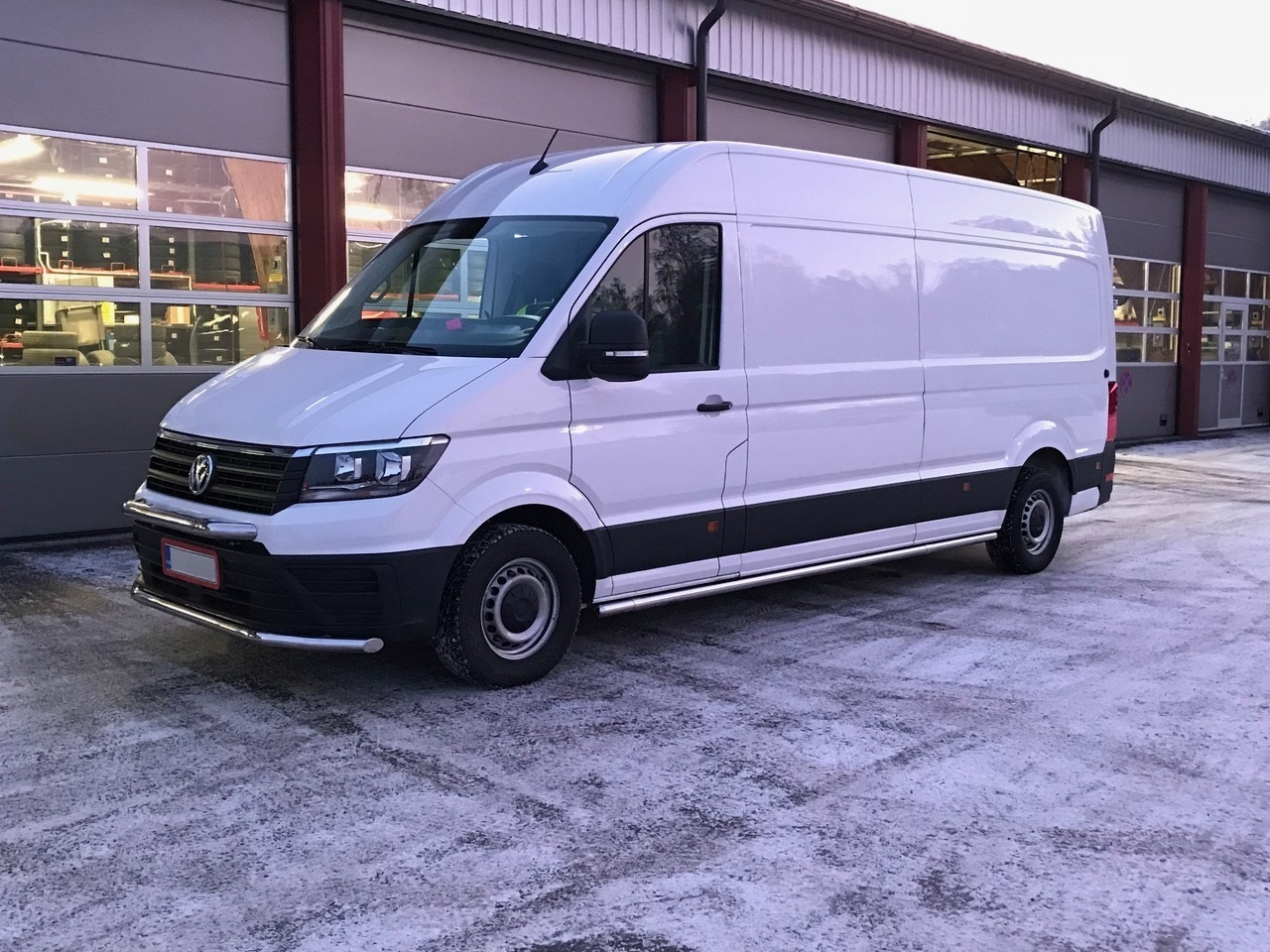 Pick Up Hyundai 2017 >> VW Crafter 2017-> Small Light bar -New Crafter Light bar