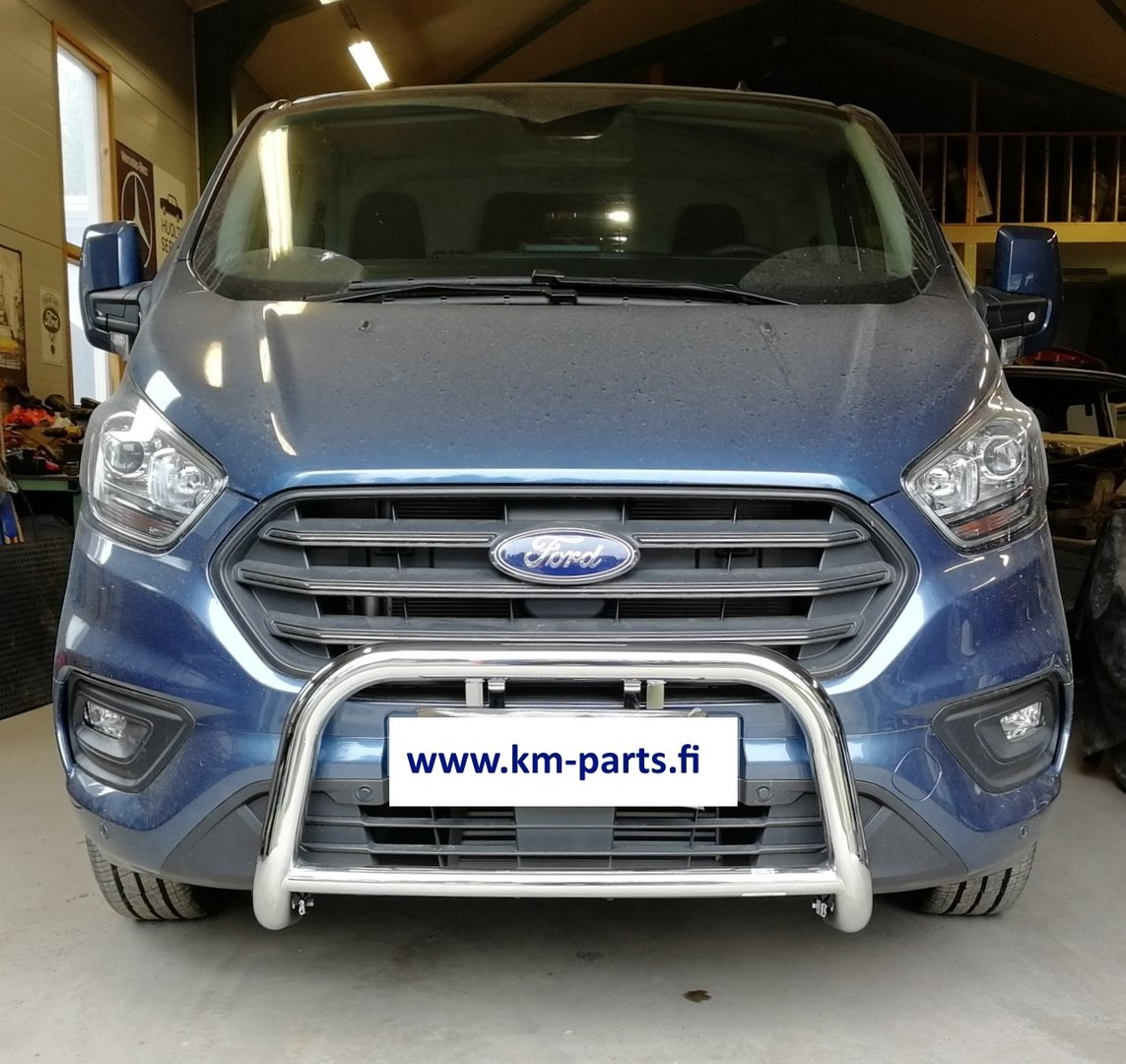 Ford Transit Custom Eu Front Guard 2018 Gt Tuningparts For