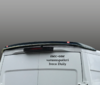 Iveco Daily Rear spoiler